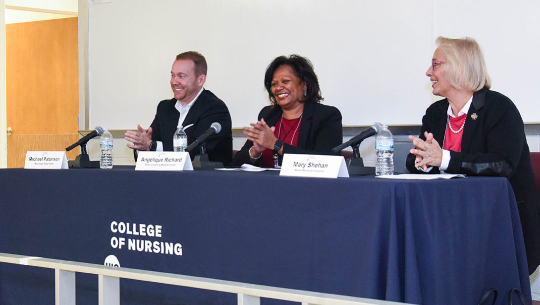 2017 REUNION leaders panel